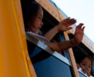 Kids on a School Bus