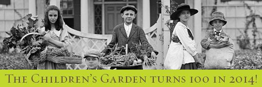 Share Your Memories of the Children's Garden