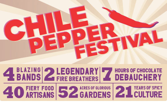 Chile Pepper Festival 2013
