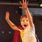 Action Heroes Movement Class (3- to 5-year-olds)