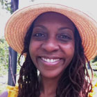 Onika Abraham, director of Farm School NYC
