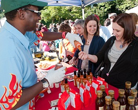 BBG's Chile Pepper Festival Returns for 22nd Year!